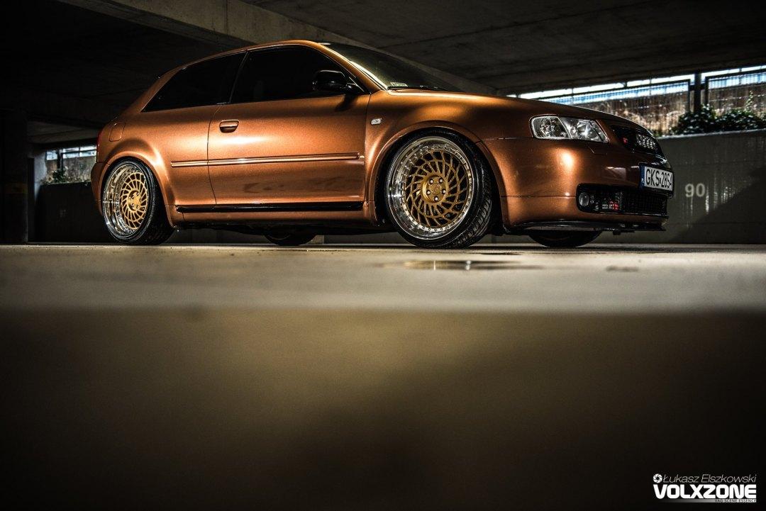 Audi S3 Brown - Vous aimez les brunes ? 25