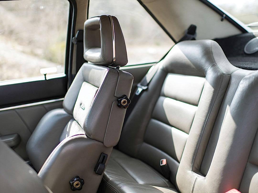 Audi Quattro Sport - Châssis court, turbo et muscu ! 92