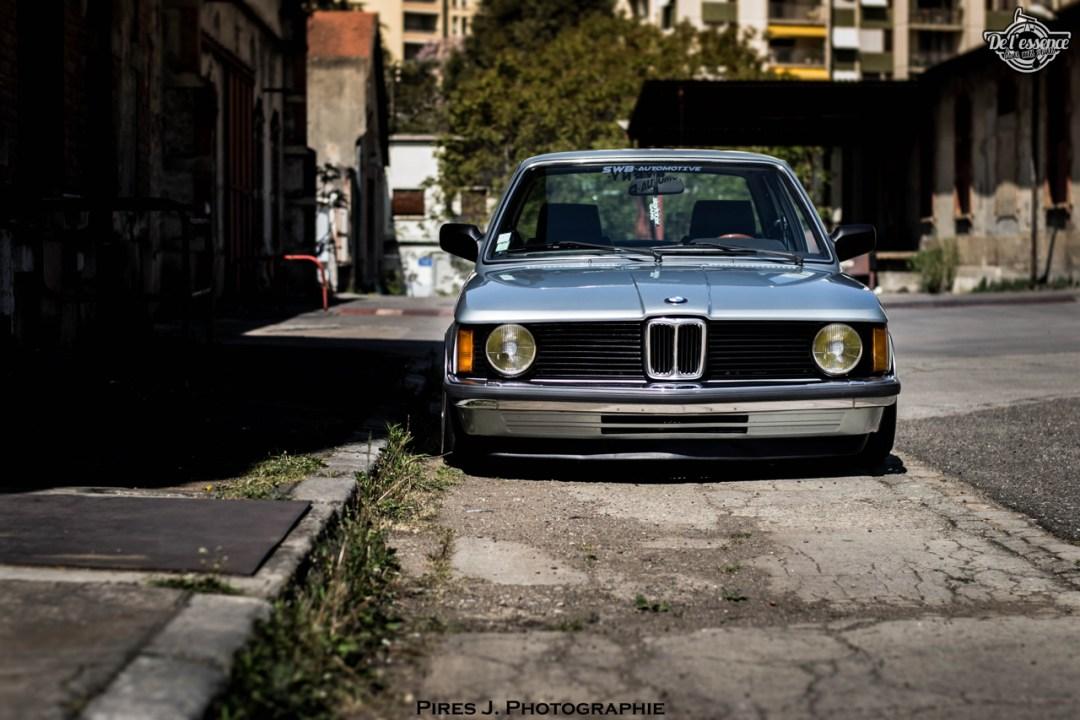 Pierre's BMW E21 - Le retour du come back ! 124
