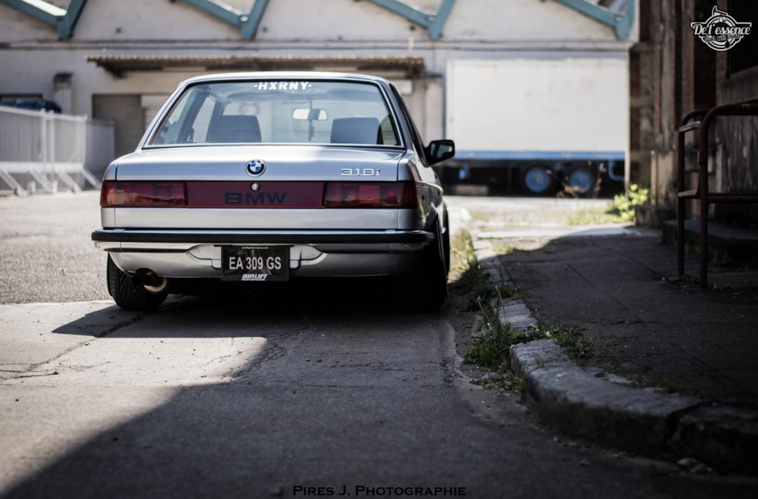 Pierre's BMW E21 - Le retour du come back ! 112