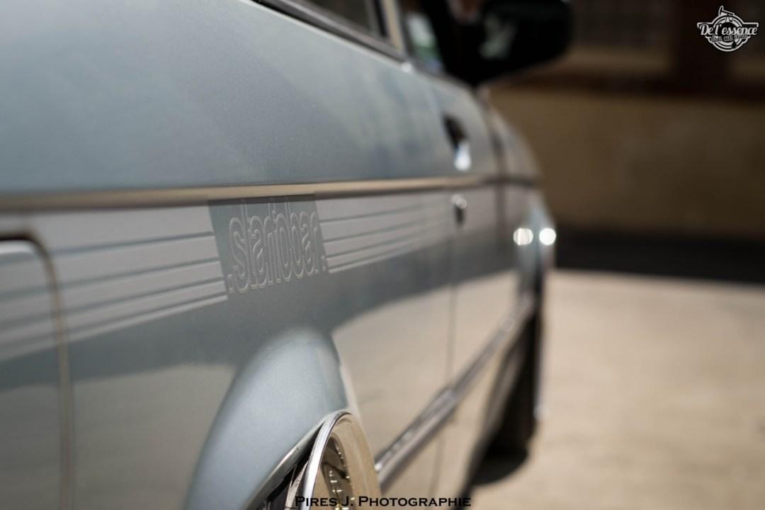 Pierre's BMW E21 - Le retour du come back ! 99