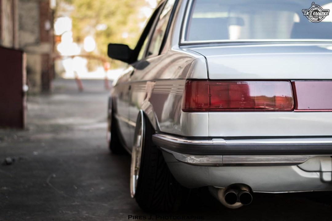 Pierre's BMW E21 - Le retour du come back ! 101
