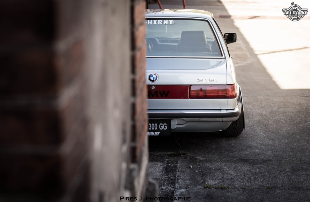 Pierre's BMW E21 - Le retour du come back ! 91