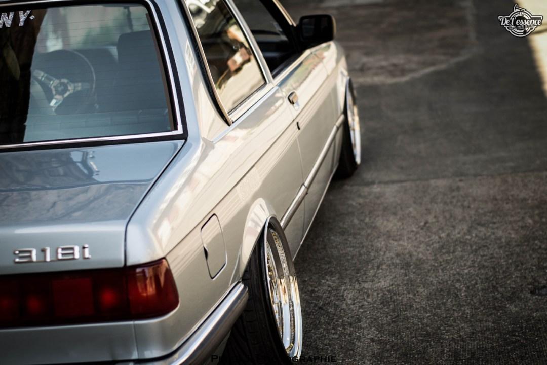 Pierre's BMW E21 - Le retour du come back ! 82