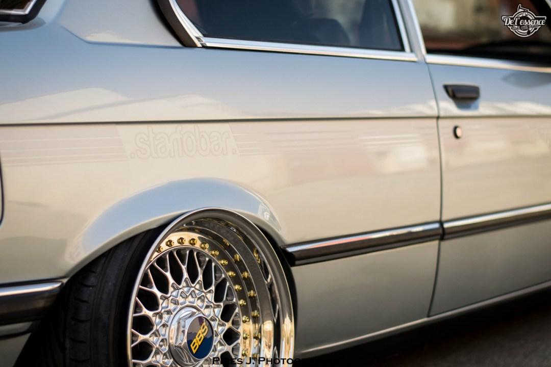 Pierre's BMW E21 - Le retour du come back ! 89