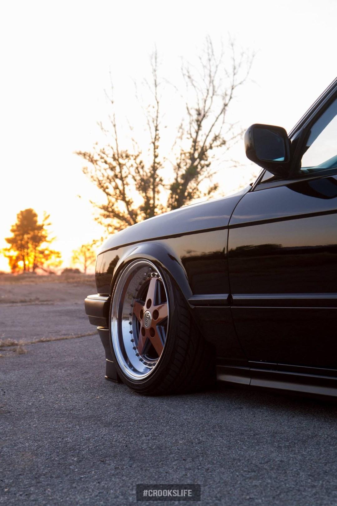 BMW E30 : Slammed en Gotti... 39
