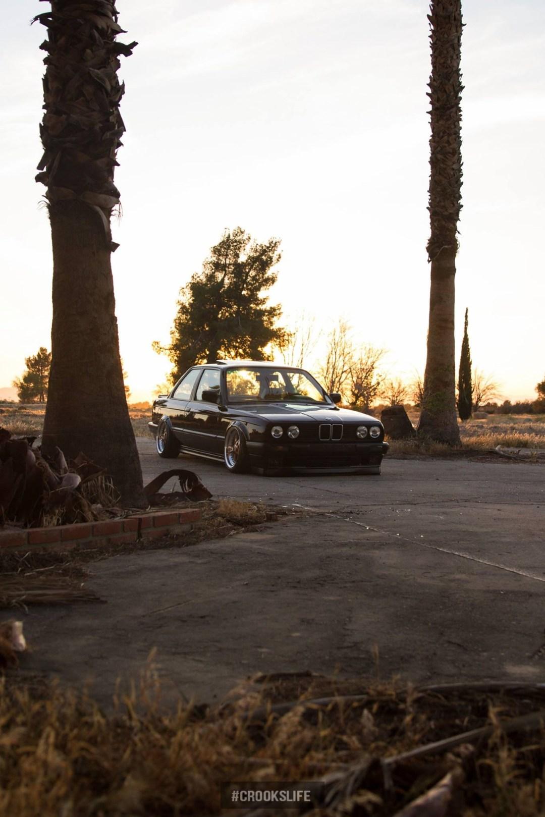 BMW E30 : Slammed en Gotti... 31