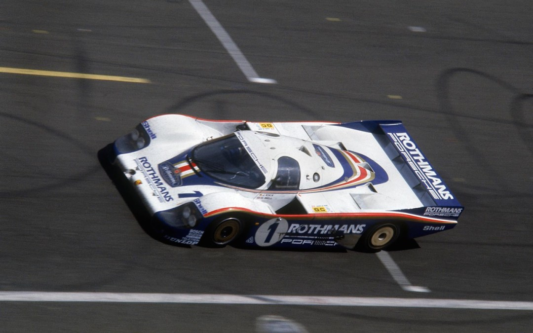 """WSPC : """"The Era of the Group C Monsters"""" 15"""
