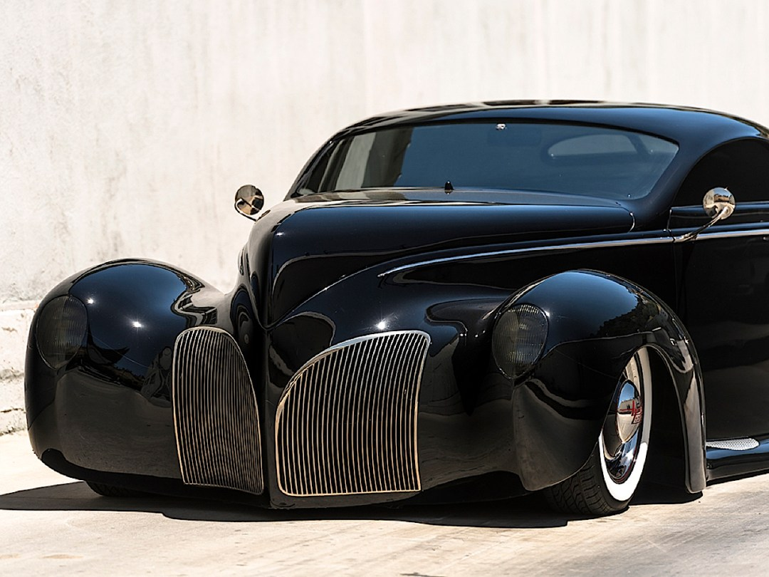 """'39 Lincoln Zephyr """"Scrape"""" - Même le custom a ses légendes ! 67"""