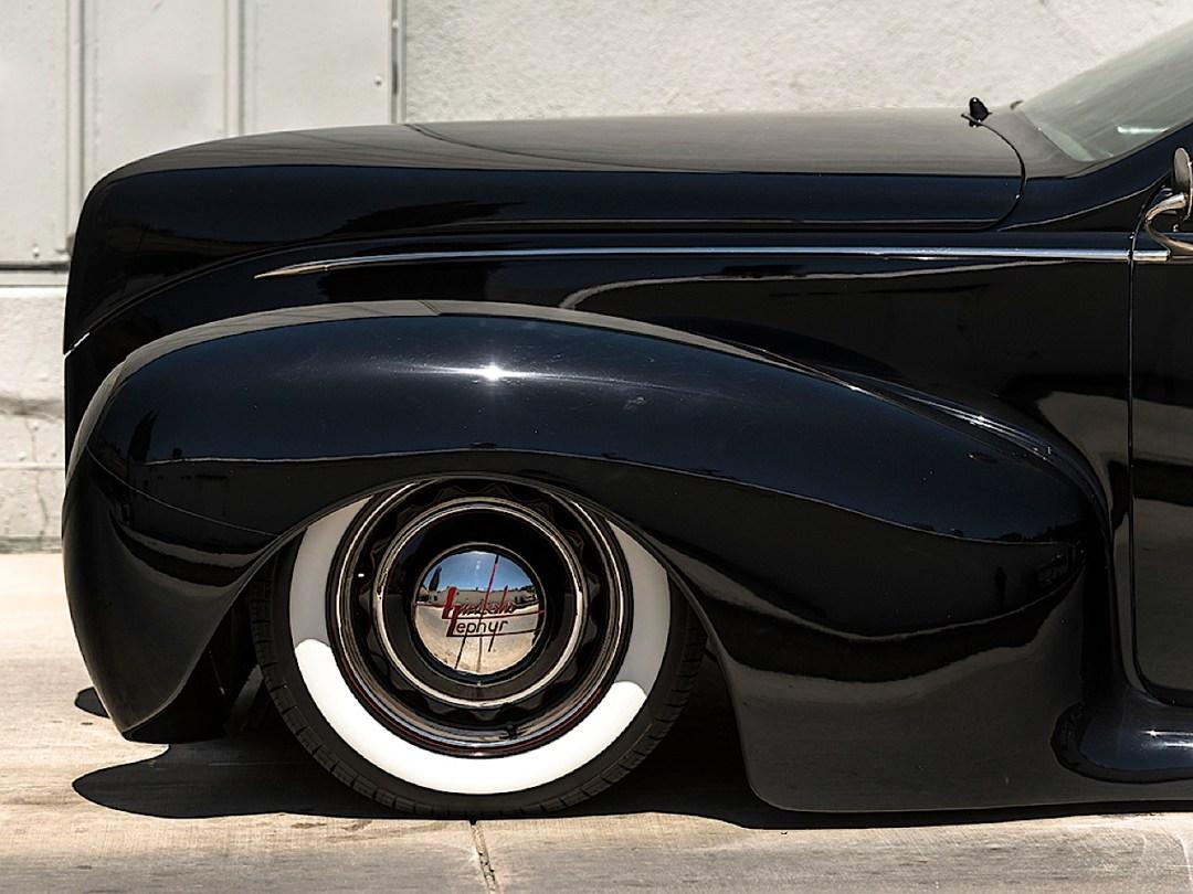 """'39 Lincoln Zephyr """"Scrape"""" - Même le custom a ses légendes ! 66"""