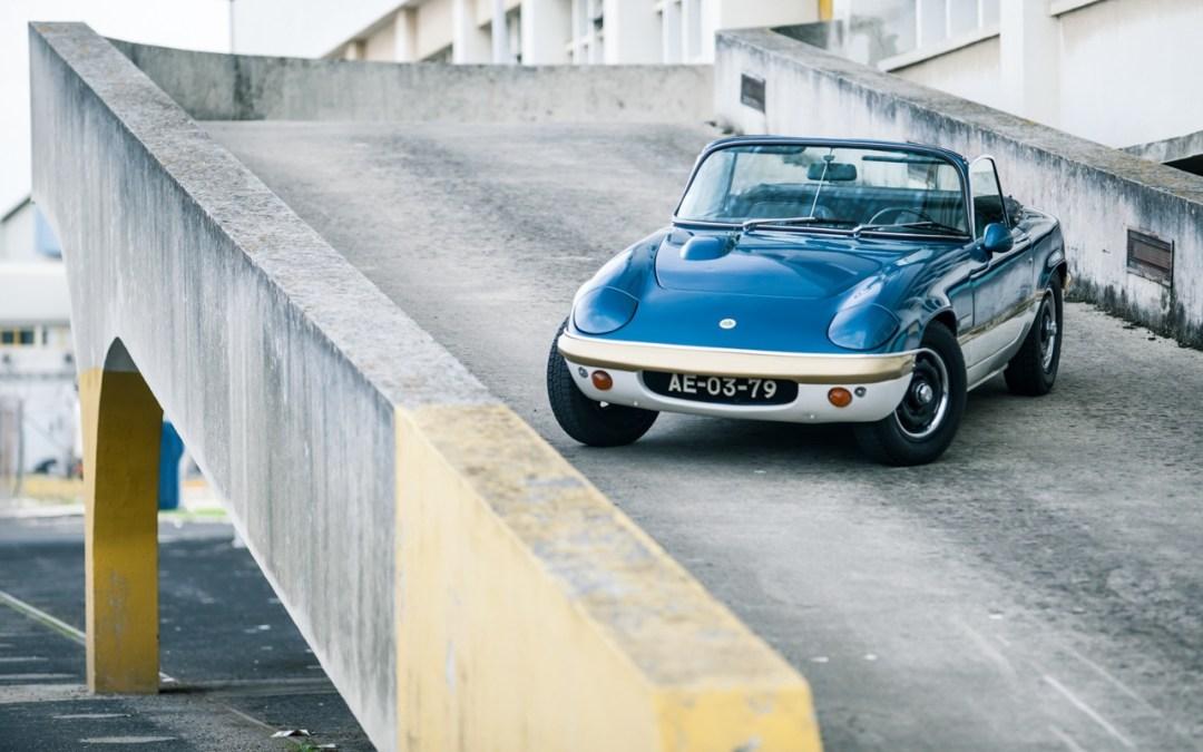 '73 Lotus Elan Sprint 5 - L'ennemi, c'est le poids. 48