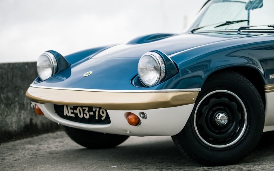 '73 Lotus Elan Sprint 5 - L'ennemi, c'est le poids. 54