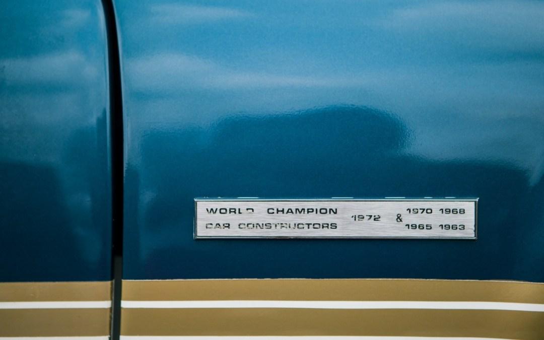 '73 Lotus Elan Sprint 5 - L'ennemi, c'est le poids. 68