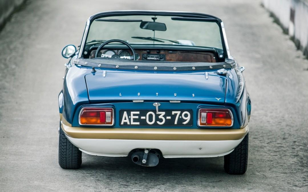 '73 Lotus Elan Sprint 5 - L'ennemi, c'est le poids. 62