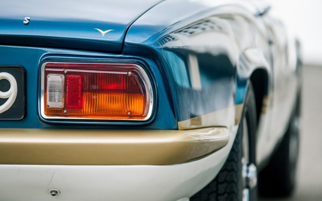 '73 Lotus Elan Sprint 5 - L'ennemi, c'est le poids. 55