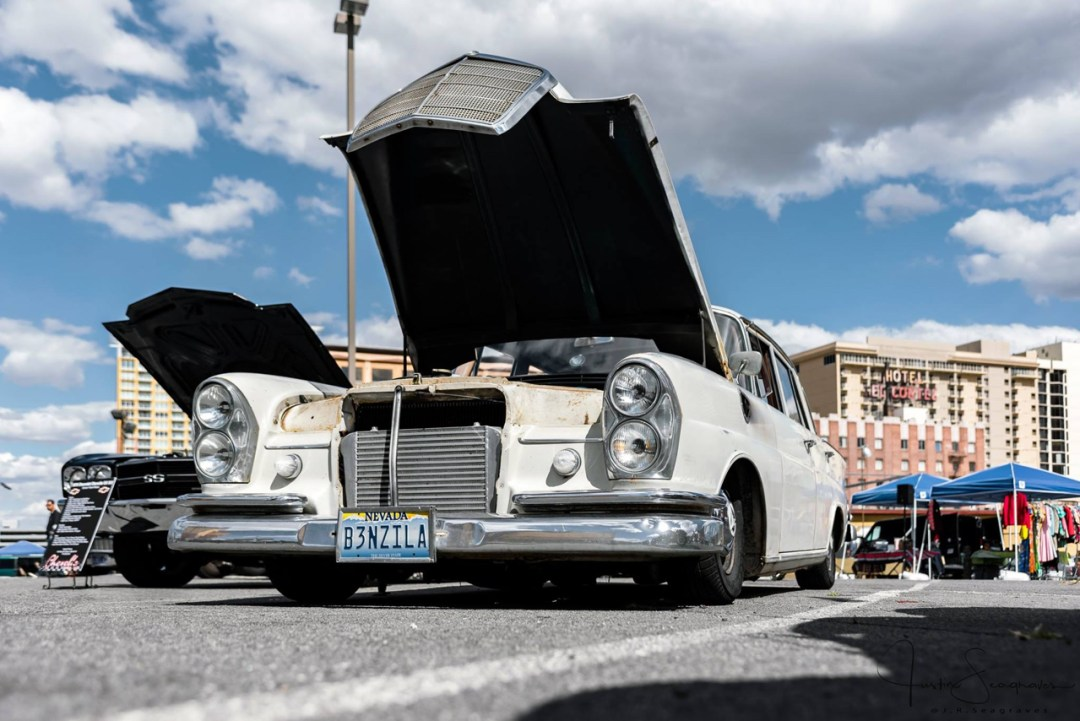 Mercedes W111 Sleeper... The Benzilla ! 33