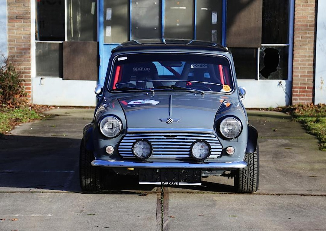 "'86 Mini Cooper - ""Rebel in light"" ! 42"