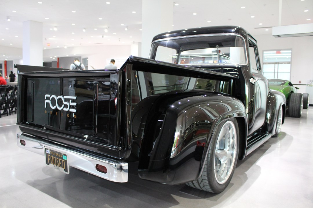 Incontournable : Overhaulin' - Le Ford F100 de Chip Foose a disparu ! 23