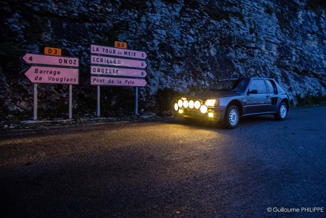 Peugeot 205 T16 - Le lion a bouffé de l'escargot ! 33