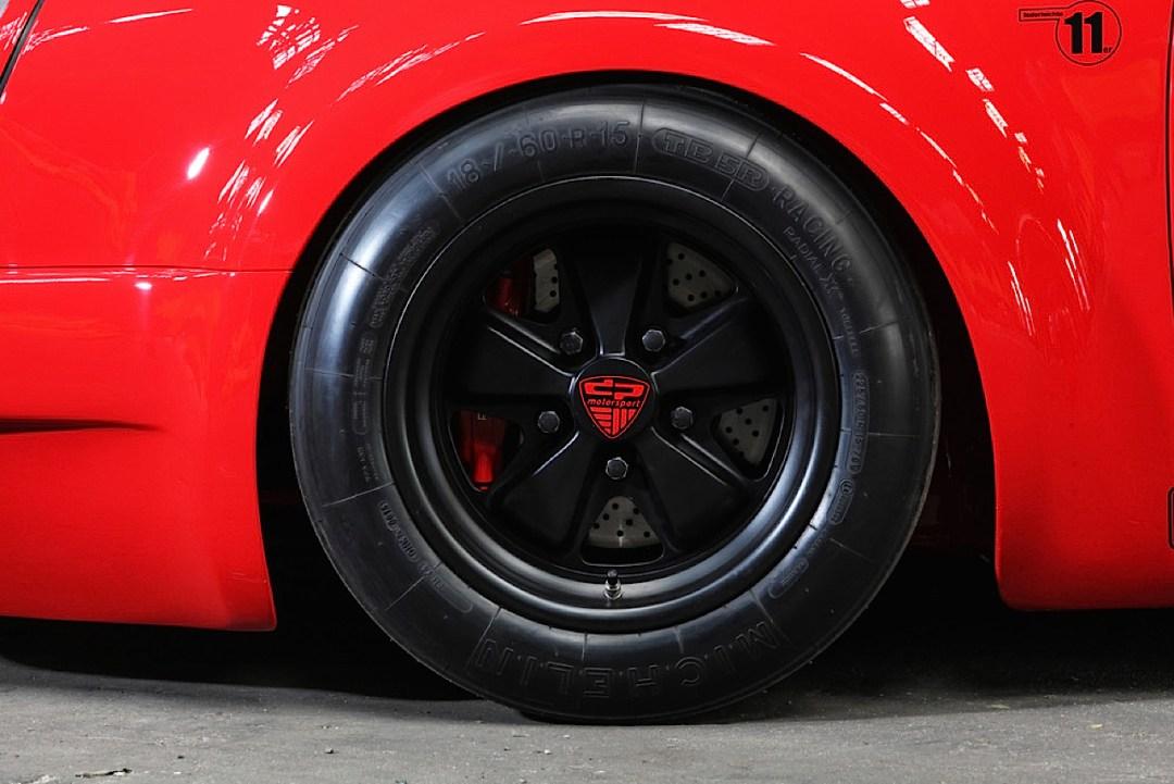 Porsche 911 RS 3.5 Red Evolution - DP Motorsport fait sa révolution ! 41