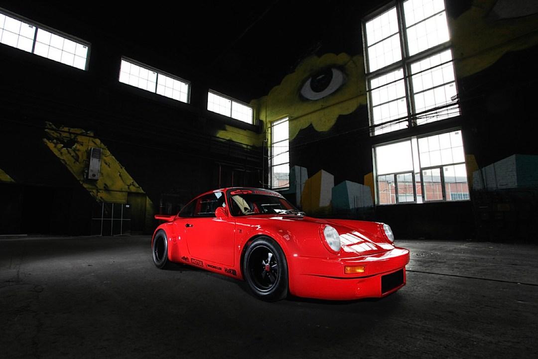 Porsche 911 RS 3.5 Red Evolution - DP Motorsport fait sa révolution ! 51