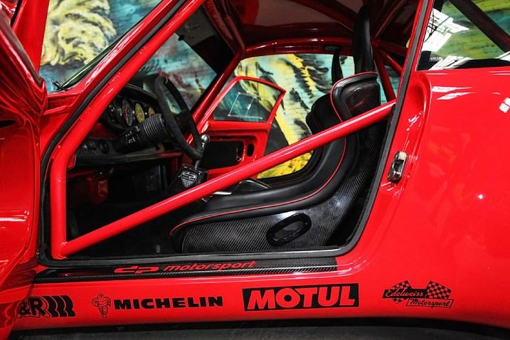 DLEDMV - Porsche 911 DP Motorsport RS 3.5 Red Evolution - 16