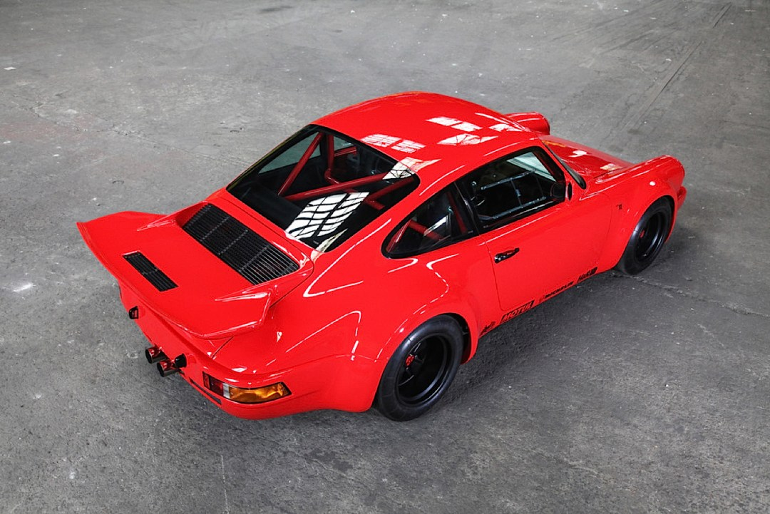 Porsche 911 RS 3.5 Red Evolution - DP Motorsport fait sa révolution ! 44