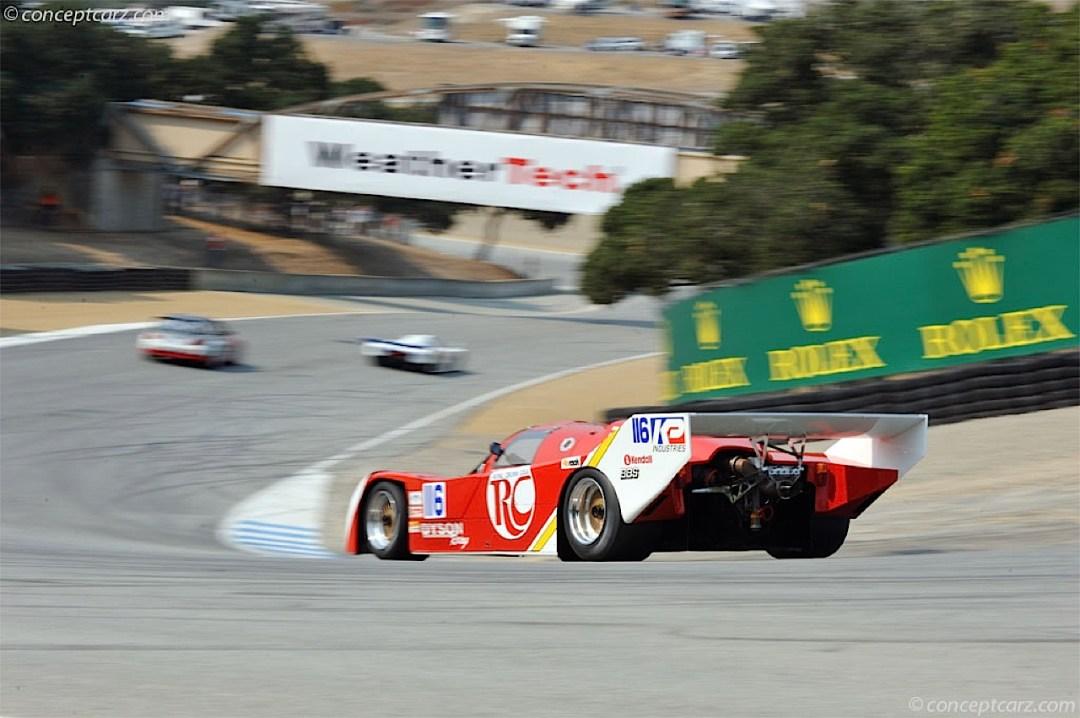 Onboard en Porsche 962... Bienvenue en enfer ! 23
