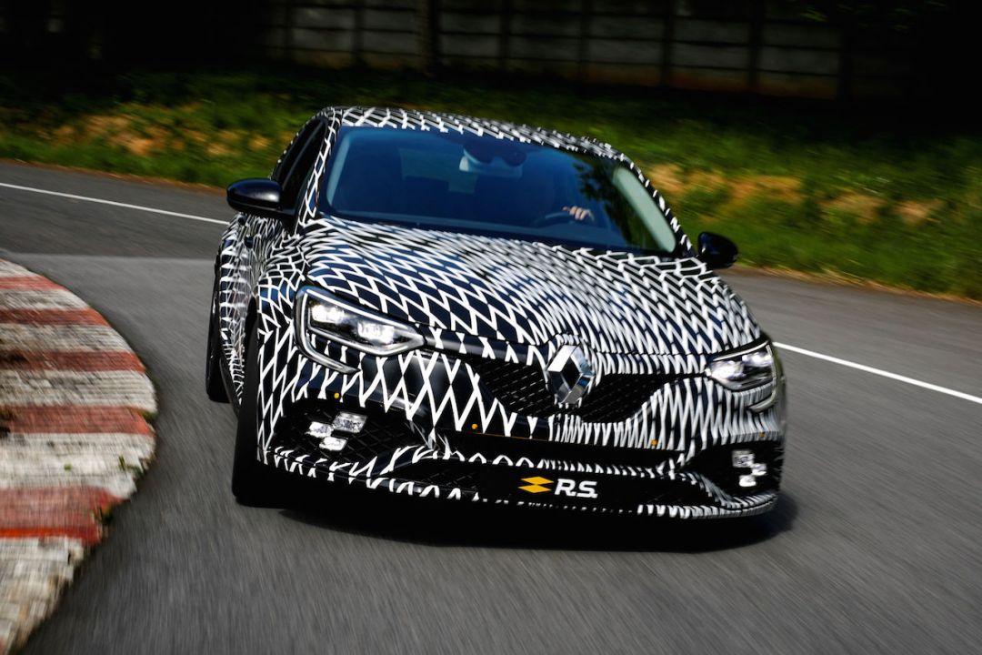 Renault Sport : La saga Megane RS en attendant la nouvelle 9