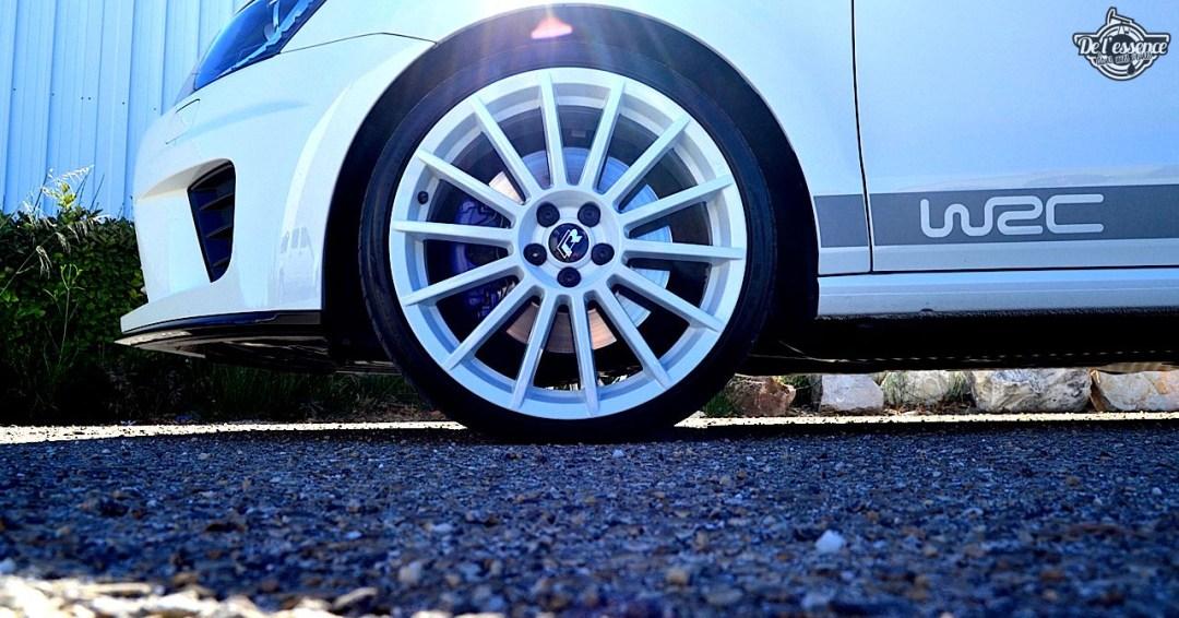 Alexandre's VW Polo R WRC Edition - Une fourmi de 400+ ! 101
