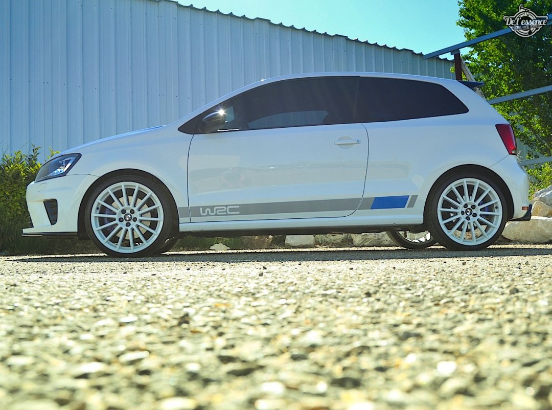 Alexandre's VW Polo R WRC Edition - Une fourmi de 400+ ! 103