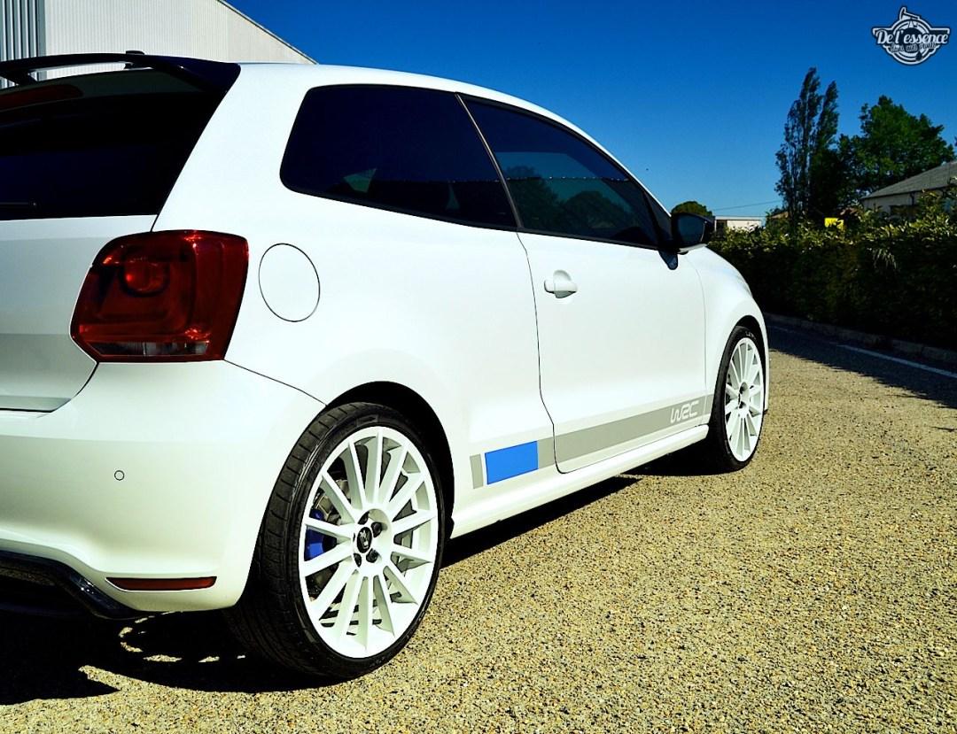 Alexandre's VW Polo R WRC Edition - Une fourmi de 400+ ! 107