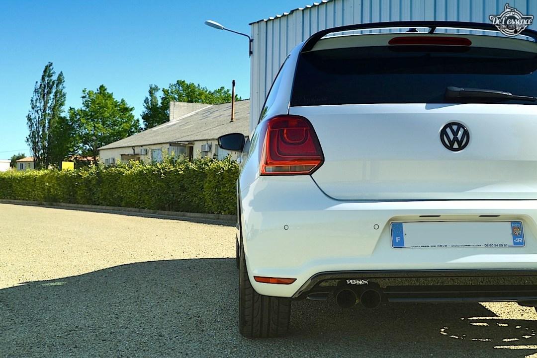 Alexandre's VW Polo R WRC Edition - Une fourmi de 400+ ! 110