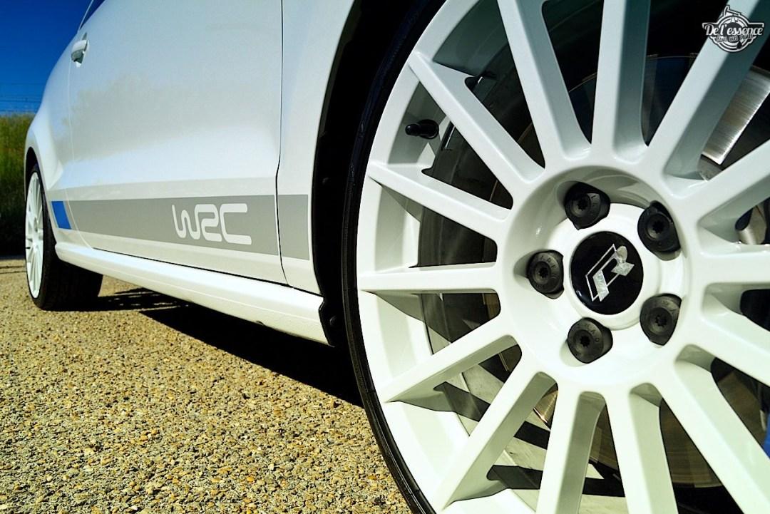 Alexandre's VW Polo R WRC Edition - Une fourmi de 400+ ! 94