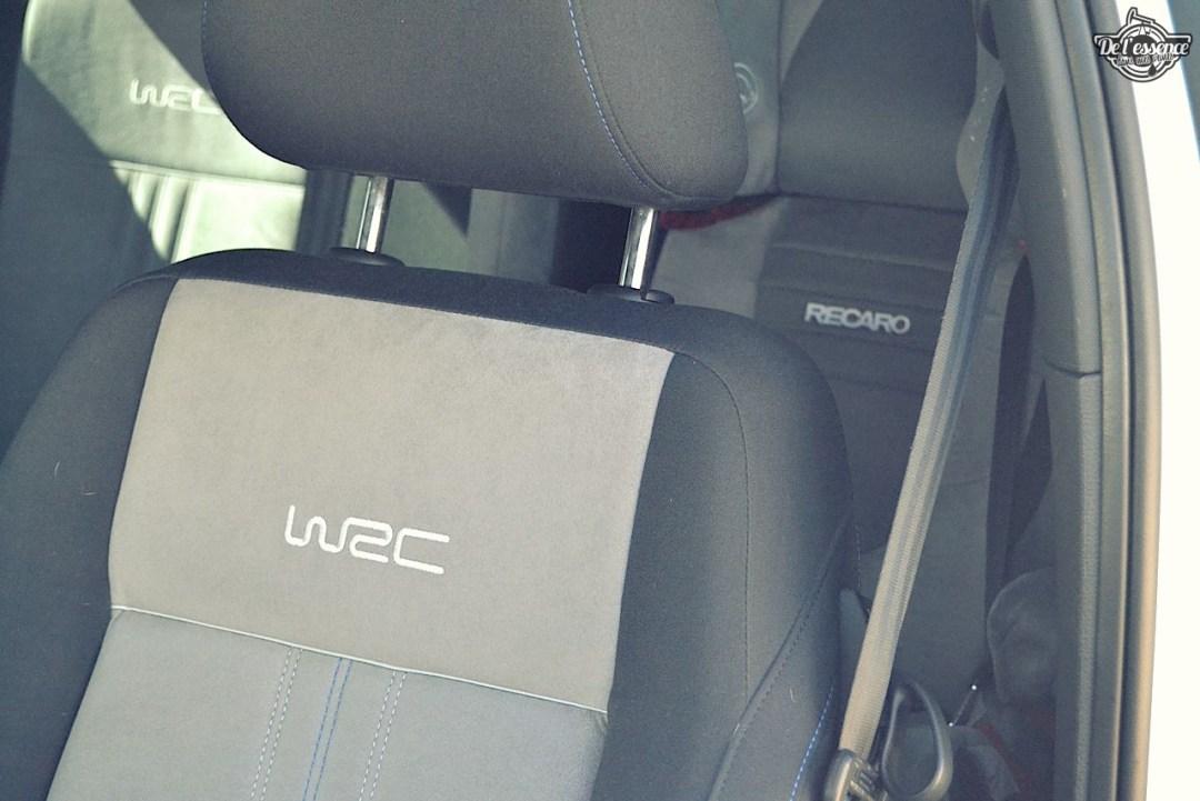 Alexandre's VW Polo R WRC Edition - Une fourmi de 400+ ! 121
