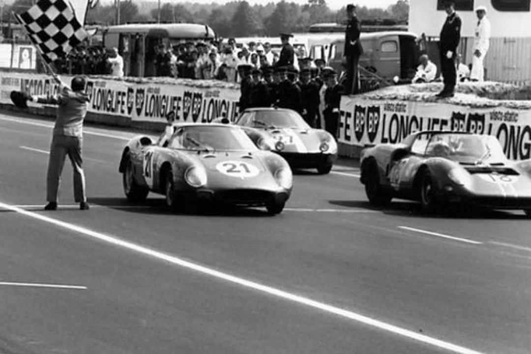 24h du Mans : L'Evolution de la gagne... 25