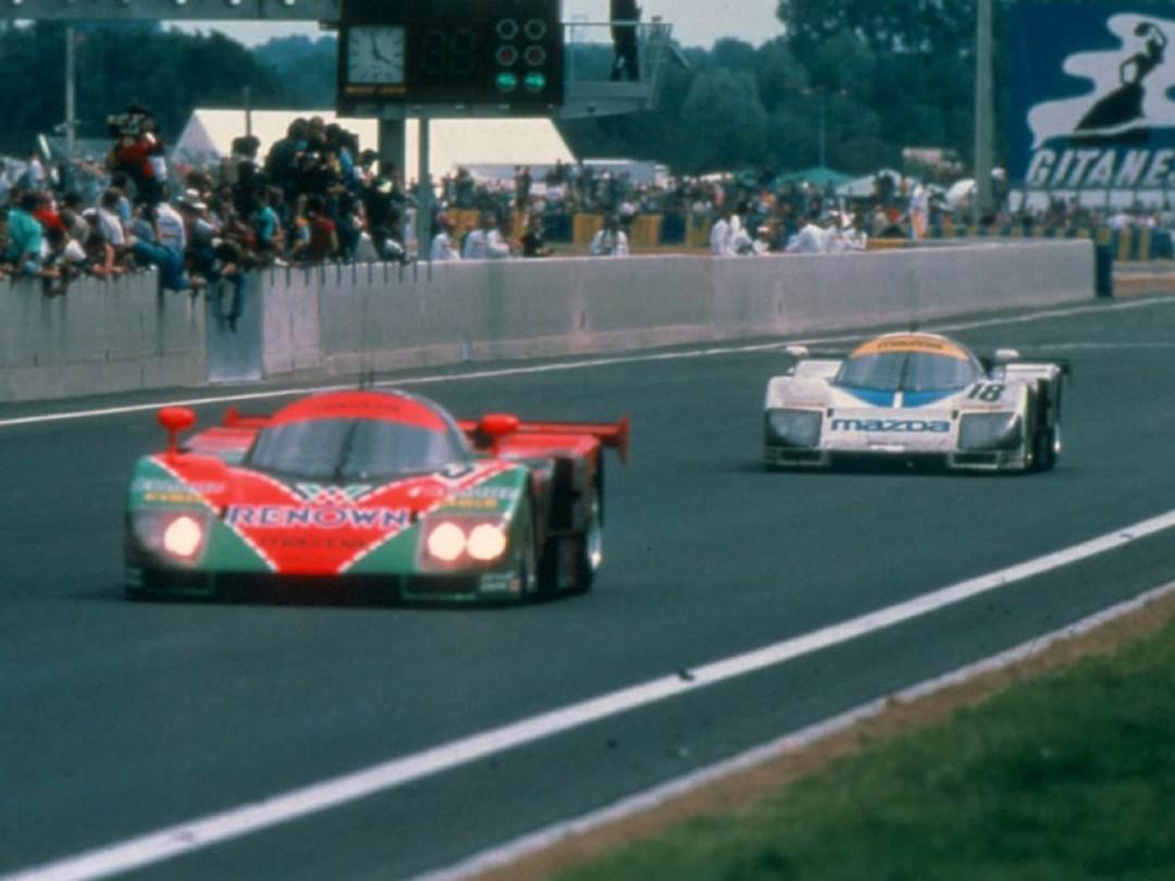 24h du Mans : L'Evolution de la gagne... 29