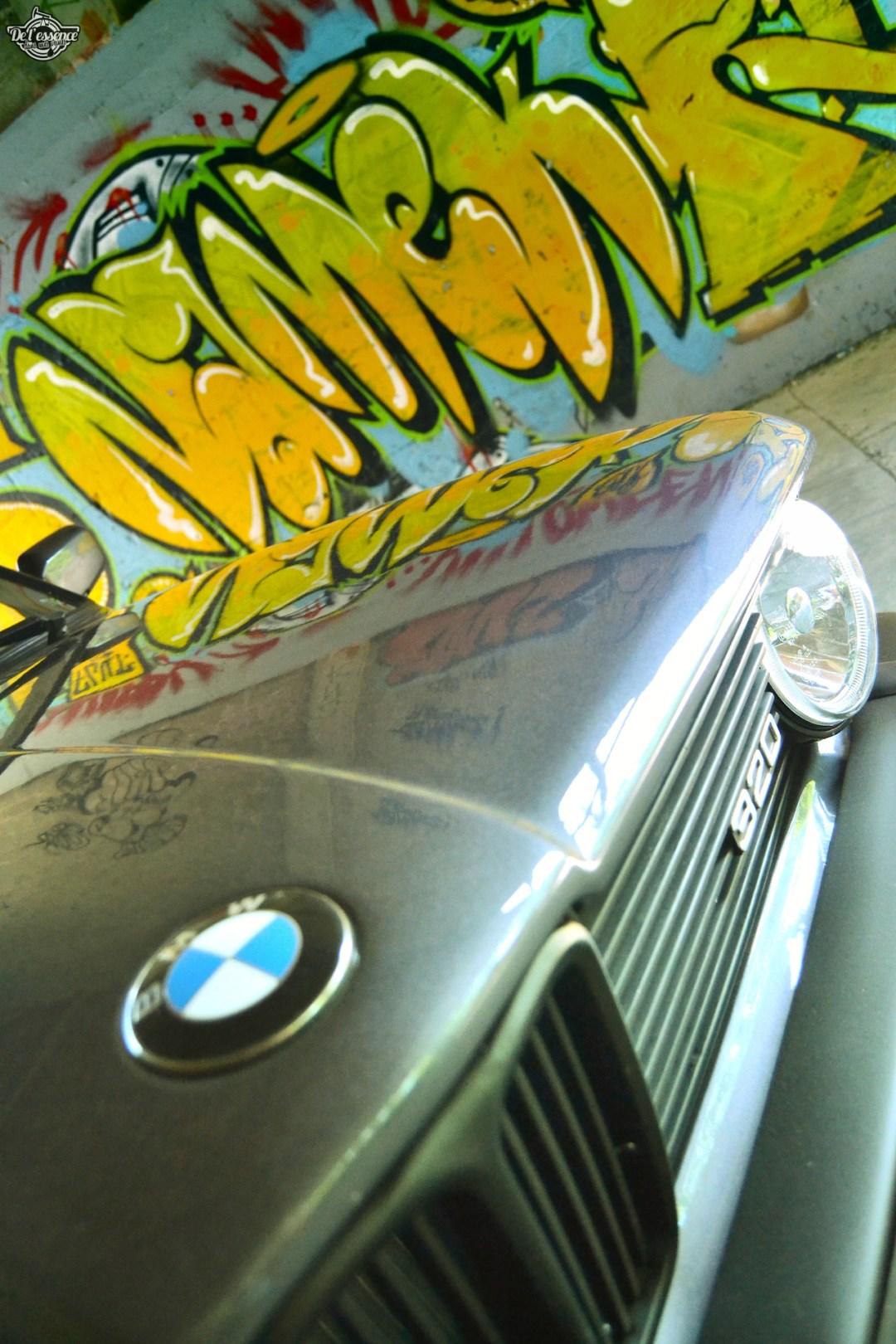 Fabrice's BMW 320-5i E21 - Sauvée des eaux ! 86