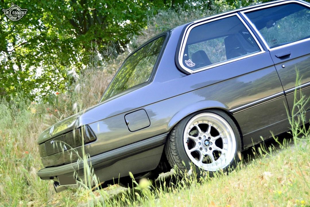 Fabrice's BMW 320-5i E21 - Sauvée des eaux ! 94