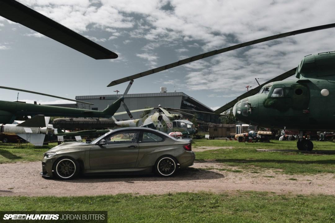 BMW F22 Eurofighter - En Kevlar mon pote ! 33