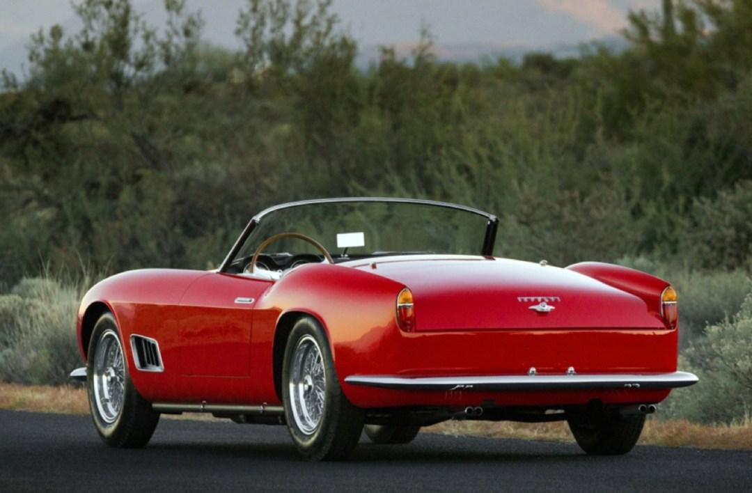Ferrari 250 GT California SWB... Chef d'oeuvre ! 35