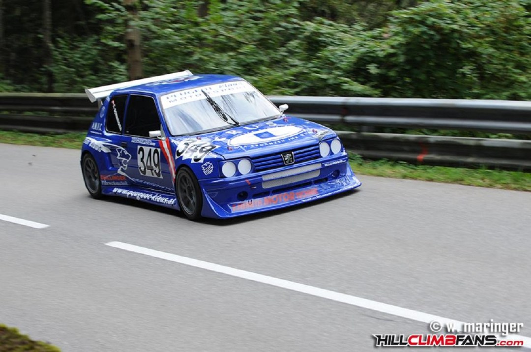 Hillclimb Monsters - Doublé de 205 RS16 ! 16