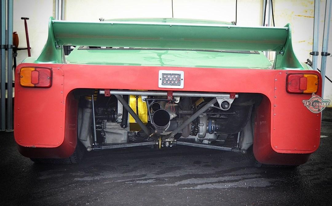 Lancia Beta Montecarlo turbo Gr5 - Violent retour en piste ! 29