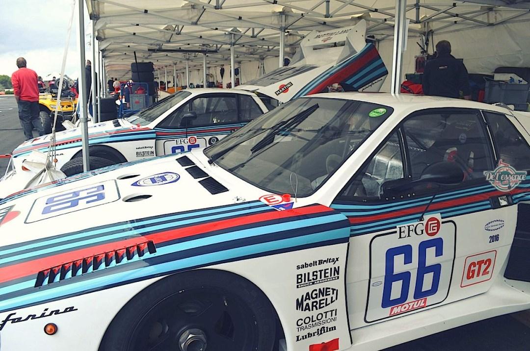 Lancia Beta Montecarlo turbo Gr5 - Violent retour en piste ! 28