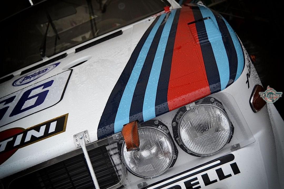 Lancia Beta Montecarlo turbo Gr5 - Violent retour en piste ! 26