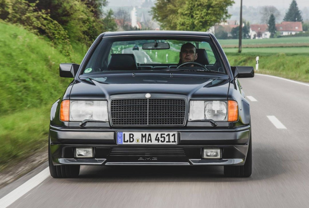 Mercedes 300 CE AMG 6.0 - Here come the Hammer ! 40