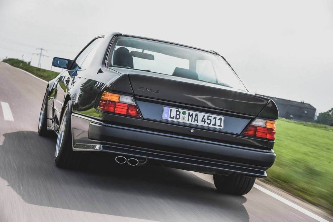 Mercedes 300 CE AMG 6.0 - Here come the Hammer ! 34