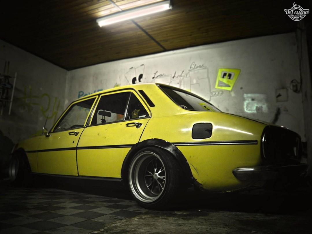 """'76 Gustavo's Peugeot 504 XSE - """"El Vieji"""" 26"""