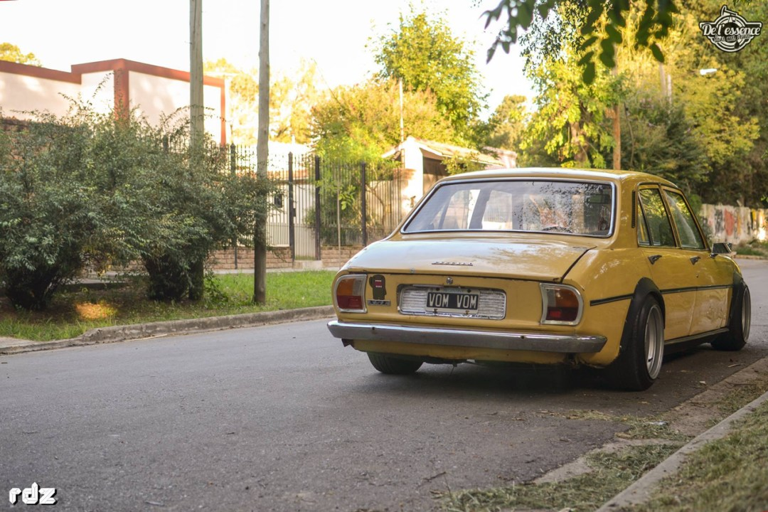 """'76 Gustavo's Peugeot 504 XSE - """"El Vieji"""" 27"""