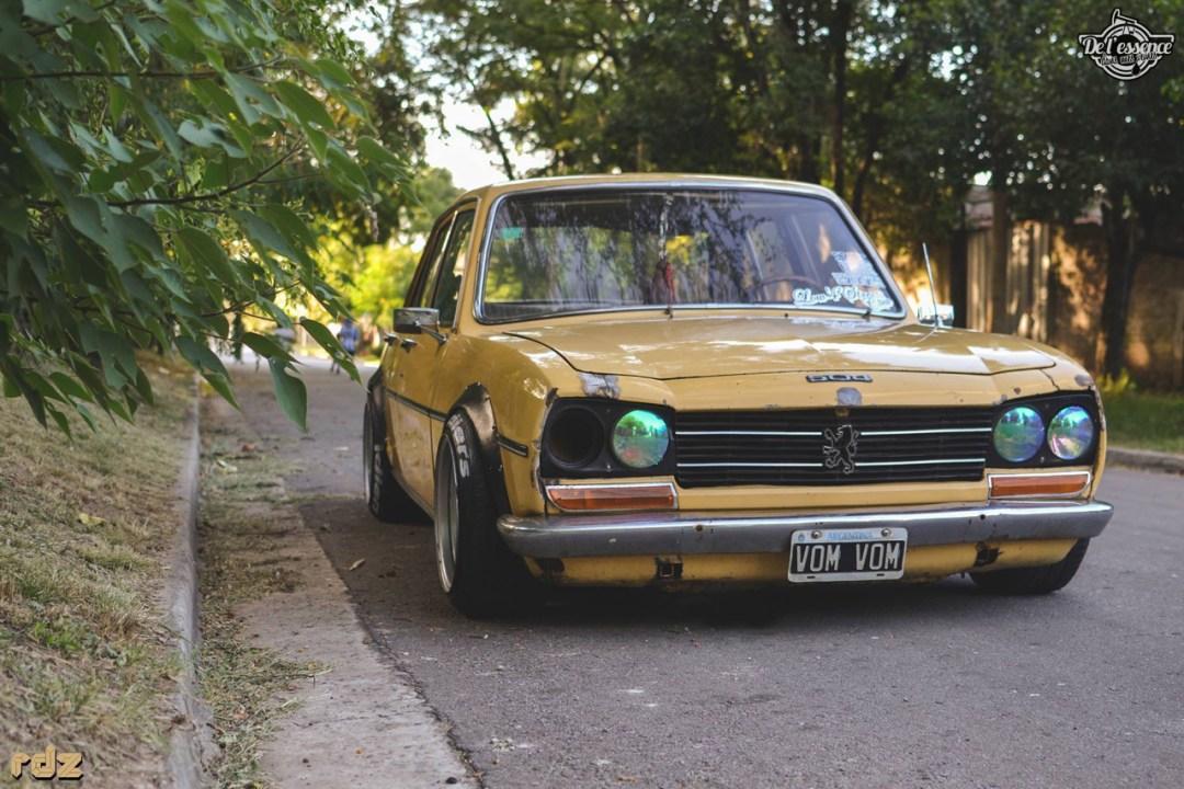 """'76 Gustavo's Peugeot 504 XSE - """"El Vieji"""" 24"""